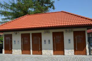 Nowoczesne toalety powstały w centrum Olkusza