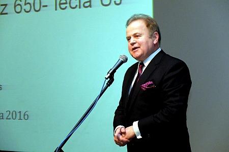 Burmistrz Roman Piaśnik