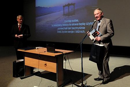 Profesor Adamus i Zenon Krukowiecki