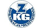 """Logo ZKG """"KM"""""""
